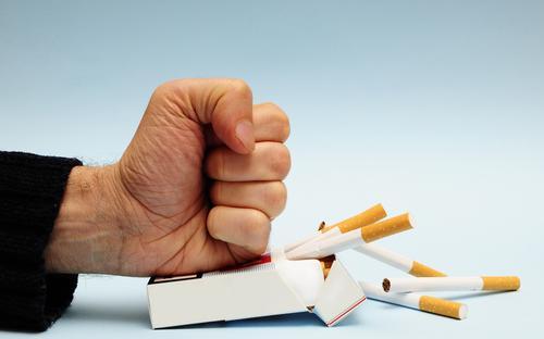 sluta röka